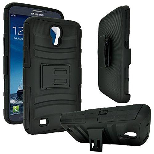 Cheap Cases Samsung Galaxy Mega 1st Gen Case, Customerfirst, Rugged Impact Armor Hybrid Kickstand..