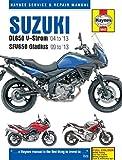 Suzuki DL650 V-Strom & SFV650 Gladius Service and Repair Manual: 2004-2013 (Haynes Service and Repair Manuals) by Coombs, Matthew (2014) Hardcover