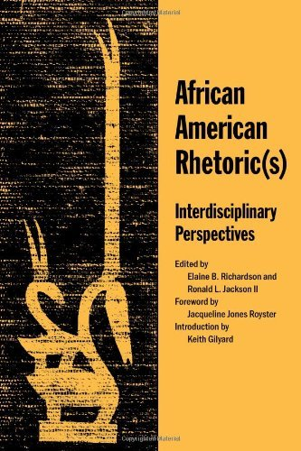 By Associate Professor Elaine B Richardson African American Rhetoric(s): Interdisciplinary Perspectives (1st First Edition) [Paperback] pdf epub