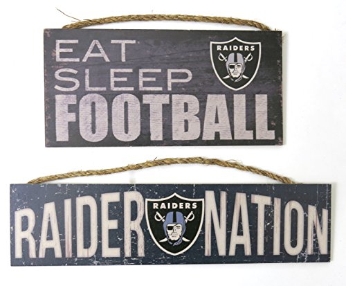 Oakland Raiders Plaque - 9