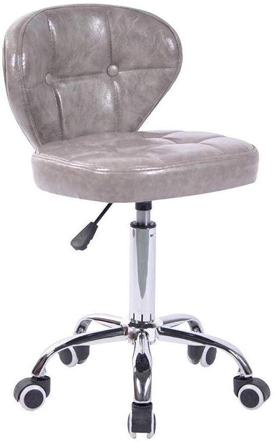 Ajustable silla de salón de taburete Silla de masaje Despacho con ...