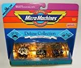 Micro Machines Deluxe III Collection