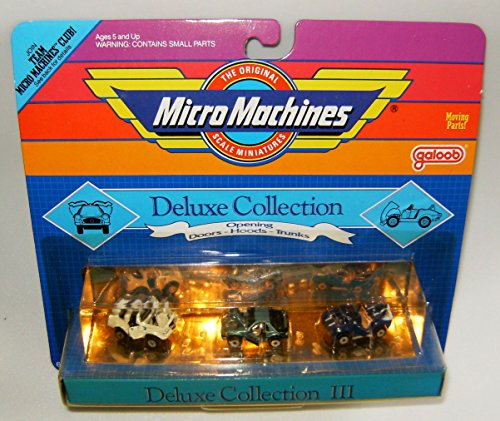 Micro Machines Deluxe III - Ferarri Yellow
