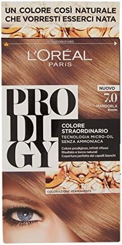 L Oréal Paris PRODIGY colorazione permanente 7.0 Almendra ...