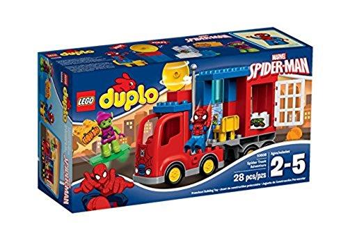 LEGO Duplo 10608 - Spider-Man, Truck, Abenteuer Cartoons & Comics