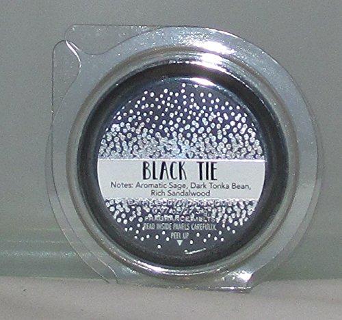 Bath & Body Works ~ BLACK TIE ~ Fragrance Wax Melts x 2