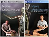 Nerve Mobilization for the Neck, Back, Pelvis, Leg, Arm, Elbow & Wrist Medical Massage 2 DVD Set - Learn 130 Detailed Assessments and Soft Tissue Treatment Techniques Taught By Doug Alexander