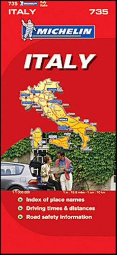 Download Michelin Map No. 735 Italy Switzerland PDF