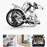 Folding Bike for Men and Women Lightweight Mini