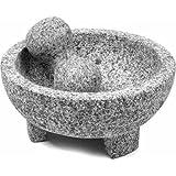 "Imusa USA Granite Mortar and Pestle, 8"""