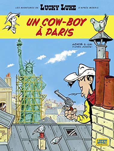 Les Aventures De Lucky Luke D'après Morris - Tome 8 - Un Cow-boy à Paris Aventures De Lucky Luke D'après Morris Les French Edition