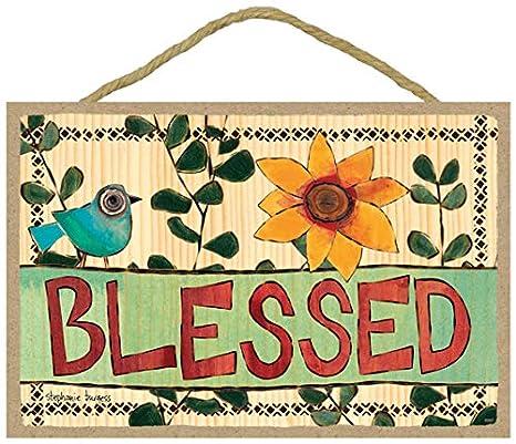 Amazon.com: (SJT55907) Placa de madera con la ilustración de ...