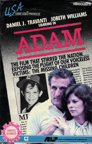 Adam (1983 TV-movie) [VHS]