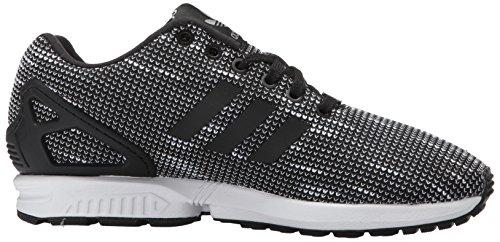 40 Eu Originalsads76504 black Nero white Uomo black Zx Flux Adidas ZpwHnqOw
