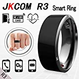 Jakcom® R3 Smart Ring Consumer Electronics Mobile Phone Accessories 2016 Trending Products Android Smart Watch Phones Smartwatch (Black, 12)