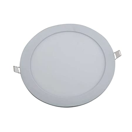 Antalia 12-Watt LED Round Panel Light (Cool White)