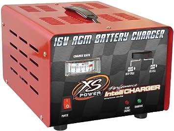 Amazon.com: Batería de alimentación XS 1004 Cargador de ...
