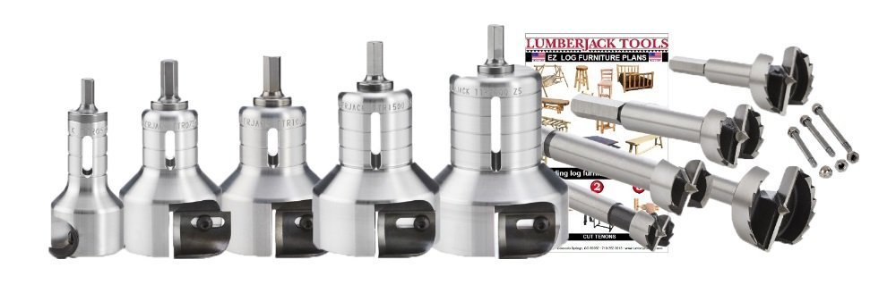 Lumberjack Tools 5-Piece Pro Series Professional Kit (PSK5)