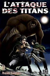 """Afficher """"L'attaque des titans n° 9"""""""