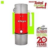 Allegro MUA63 DaVinci 10,000 Square Feet Central Vacuum Power Unit