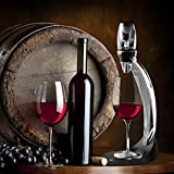 Vinturi Deluxe Essential Red Pourer and Decanter