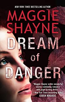 Dream of Danger (A Brown and De Luca Novel) by [Shayne, Maggie]