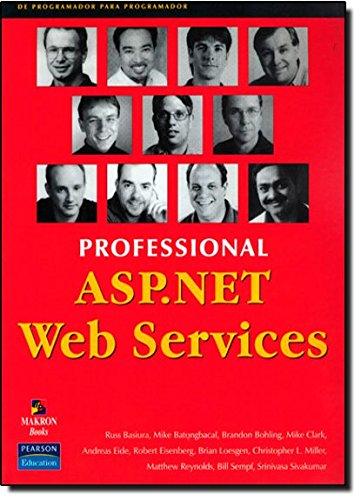 Professional ASP.NET Web Services