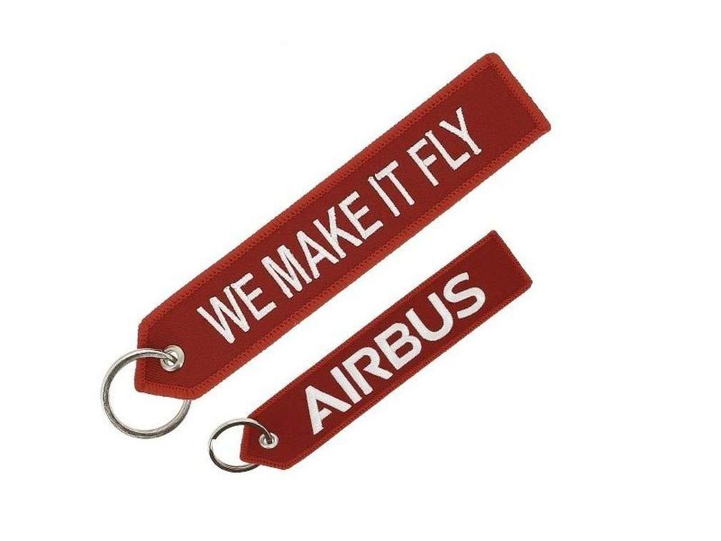 Airbus We Make it Fly - Llavero: Amazon.es: Coche y moto