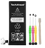 TechAhead IPhone 4S Replacement battery (For all models)