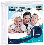 Utopia Bedding Zippered Mattress Encasement - Bed