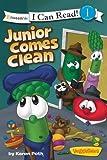 Junior Comes Clean (I Can Read! / Big Idea Books / VeggieTales)