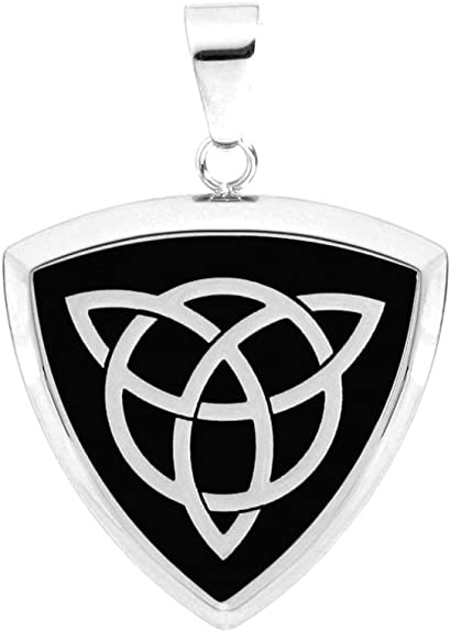 YTC Summit Gothic Shield Pendant Collectible Medallion Necklace Accessory Jewelry