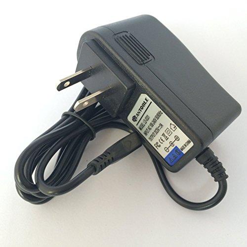 Antoble AC/DC Home Wall Charger Power Adapter for Verizon QMV7a QMV7b Android Tablet (Verizon Qmv7b)