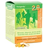 On The Go Vitamin Travel Packets Healthy Body Start Pak 2.0 - 30 packets