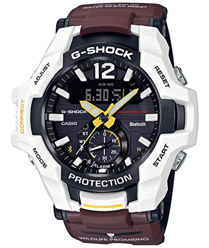CASIO G-Shock GR-B100WLP-7AJR GRAVITYMASTER Wildlife Promising Love The SEA and Earth Collaboration Watch (Japan Domestic Genuine Product) (Best Selling G Shock 2019)