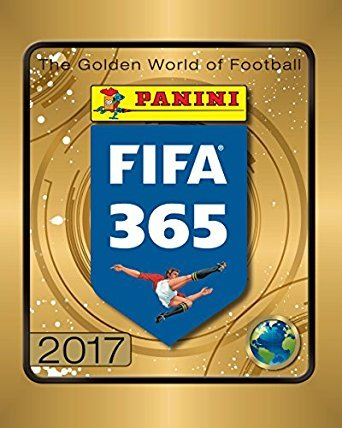 2017 Panini FIFA 365 Stickers box 50 packs Many teams to collect Barcelona Real Madrid More..