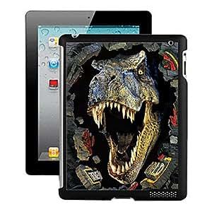 CL - Efecto 3D Casos cubierta posterior para el iPad 2/3/4