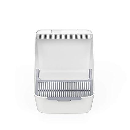 HAJZF Desodorante Inductivo Gatos Caja De Arena Gato Inodoro Entrenamiento Kit Pet Olor Limpieza Formación Camadas