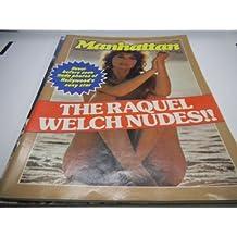 "Manhattan Busty Adult Magazine ""The Raquel Welch Nudes!"" International Edition Vol.1 #2 September 1982"