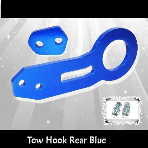 88-00 Honda Civic 94-01 Integra 04-10 Scion 02-06 Civic SI EP3 RSX Tow Hook Rear Blue