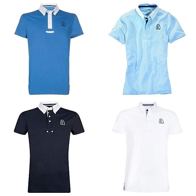 Euro de Star - Camiseta de competición Polo Camiseta Philippe ...