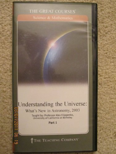 Understanding the Universe: Whats New in Astronomy, 2003