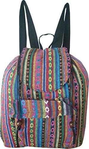 Sac Multicolore À L'épaule Femme Thaishop Pour Porter Ariyas UBS1qww