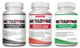 Mitadone Extra Strength Anti Opiate Aid (270 Count) - 3 Step Program - For Vicodin, Percocet, Methodone, Suboxone, Oxycontin, Codeine, Hydrocodone, Oxycodone, Morphine, Heroin, and other Painkillers