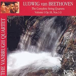 Beethoven: String Quartets: Volume 1