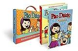 capa de Maleta Pão Diário Kids: com Devocional Capa Dura e Livro de Atividades