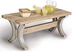 Any Size Table, 2 x 4basics