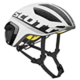 Cheap Scott Cadence PLUS Bike Helmet – White/Black Large