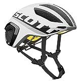 Cheap Scott Cadence PLUS Bike Helmet – White/Black Large