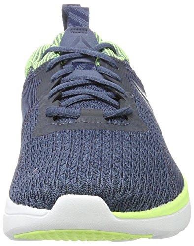 Compétition Chaussures Fire de Gris Running Wht Navy Flash Steel E Coll Indigo Reebok Homme Pwtr Astroride Smoky Run qEx8nYt